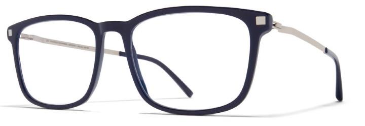 Lunette Mykita rectangle bleu
