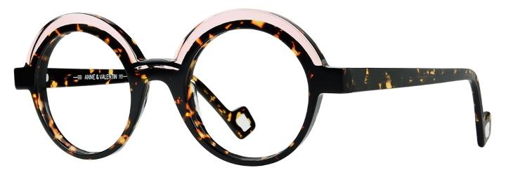 lunette anne et valentin écaille